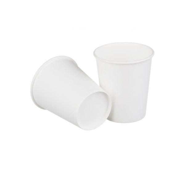 Čaša papirnata jednoslojna 165 (80 kom/pak)