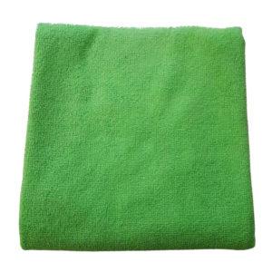 Krpa od mikrofibre 50x80cm za pod zelene boje