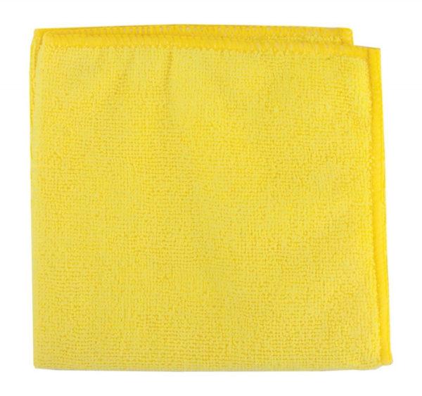 Krpa od mikrofibre 50x80cm za pod žute boje