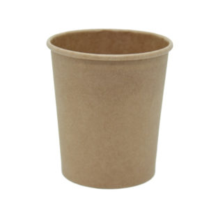 Posuda papirnata za supu Tambien ECO 440 ml d-75 mm, h-100 mm, Kraft