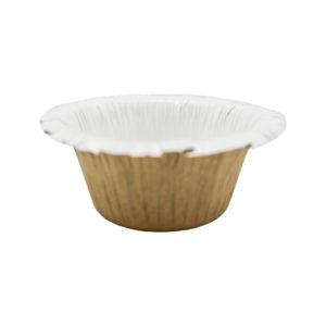 Posoda od papirja ECO SOUS 45 ml d = 60 mm, h = 30 mm za omako (100 kom/pak)