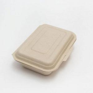 Kutija Tambien Eco TF 185x130x40mm, 600 ml, biela (50 kom/pak)