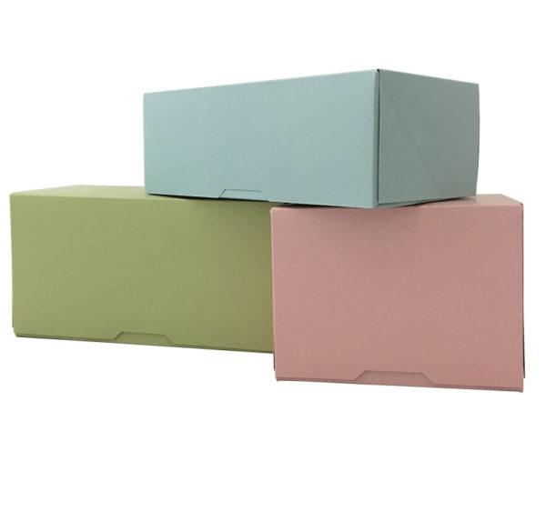 Kutija za desert 200x110x70mm, tirkizna (150 kom/pak)