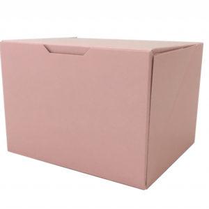 Kutija za desert 140x120x100mm, roze