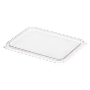 Poklopac za pravougaone posude PP 179 х 132 mm (500 kom/pak)