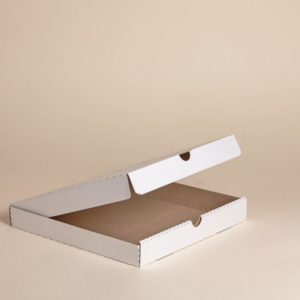 Kutija za picu 310х310х40mm mikro valoviti karton (50 kom/pak)