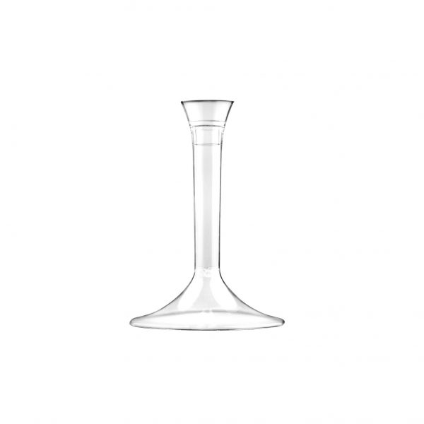 Čaša za šampanjac PS 120 ml providna 20 kom (komplet)