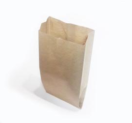 Papirna kesa 80x45x185 mm kraft