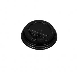 Poklopac PS d=80 mm crni sa jezičkom (100 kom/pak)
