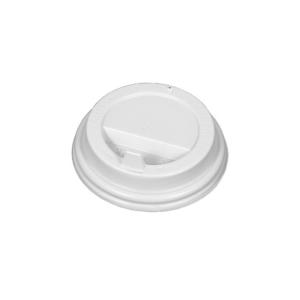 Poklopac sa jezičkom PS d=80 mm bijela (100 kom/pak)