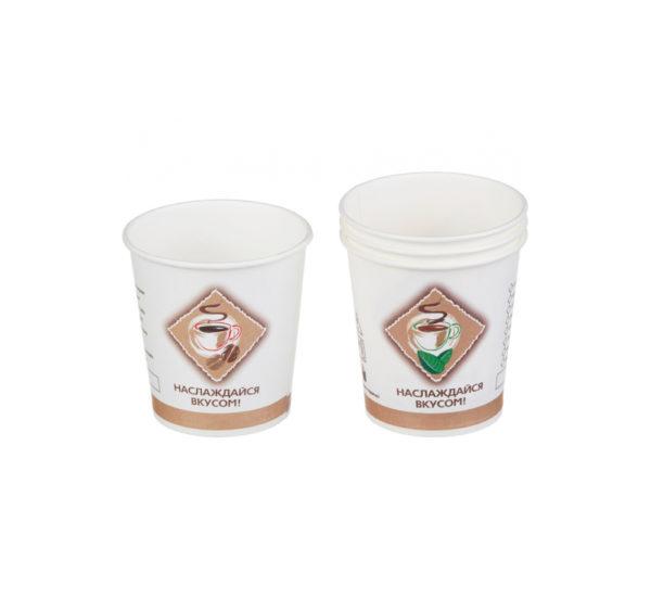 Papirna čaša 1-sl 100 ml d=62 mm Kafe/Čaj (25 kom/pak)