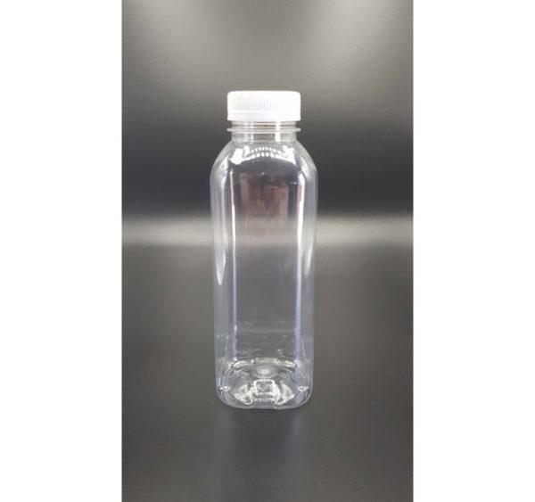 Boca 0,5l sa poklopcem za sok d=38 mm glatka (120 kom/pak)