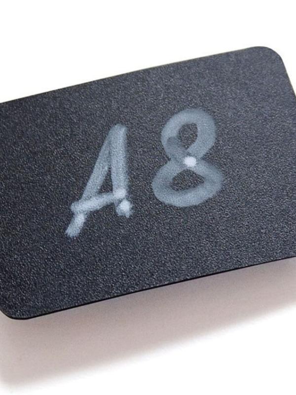 Crna daska A8 12 kom/pak