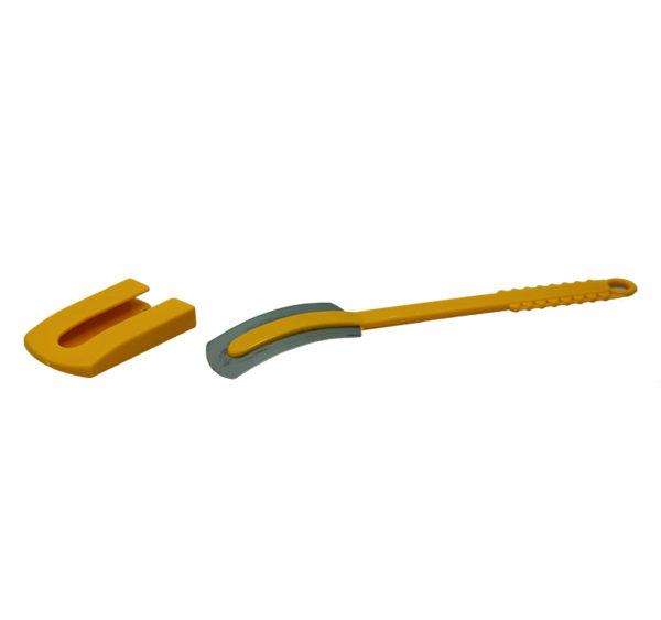 Nož za rezanje testa z ovinkom, 130 × 26mm