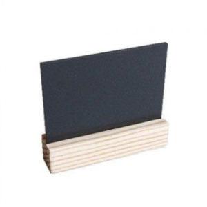 Drveni nosači za cene i piši briši kartice A7, 4 kom
