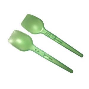 Kašika PP 10,7 cm zelena (4000 kom/pak)