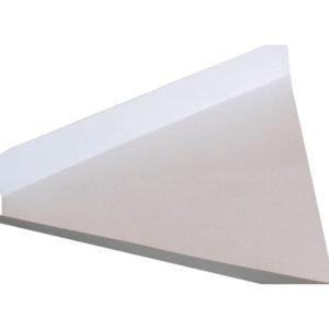 Podložak za picu trougao 235x235x195x15mm (1500 kom/pak)
