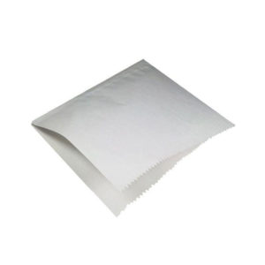 Kesa za hamburgere 175×175 mm bijela (3000 kom/pak)