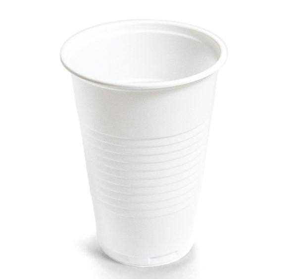 Čaša PP 200 ml bijela (100 kom/pak)
