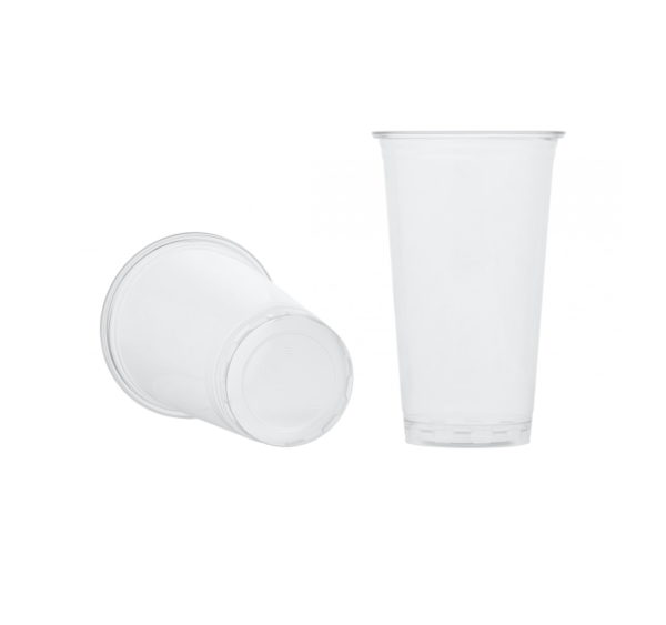 Čaša PET 500 ml d=95 mm providna (50 kom/pak)