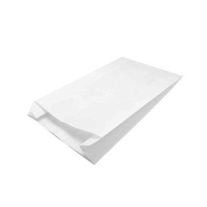 Papirna kesa 140х45х250 mm bijela (2000 kom/pak)